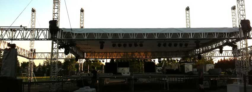 Allstar Show Industries has a staging solution suitable for your event
