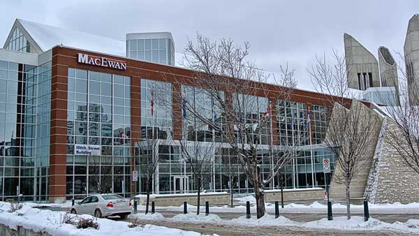 Supply and installation of sound, video and control systems at MacEwan University Edmonton have included theatres, public spaces, hundreds of classrooms as well as numerous other projects