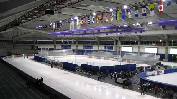 Sound system upgrade at the University of Calgary's Olympic Oval