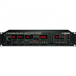 TC 2290 Dynamic Digital Delay + Effects Control Processor - front