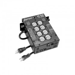 Lightronics AS40D Compact DMX Portable Dimmer