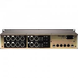 TC Electronics M5000 Digital AudioMainframe rear