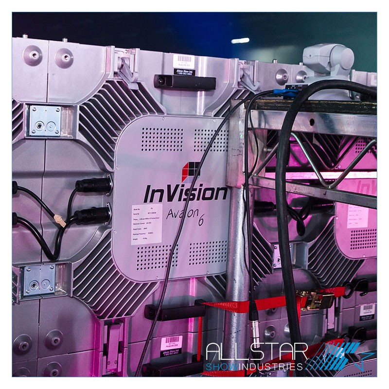 InVision Avalon 6 6mm LED panel