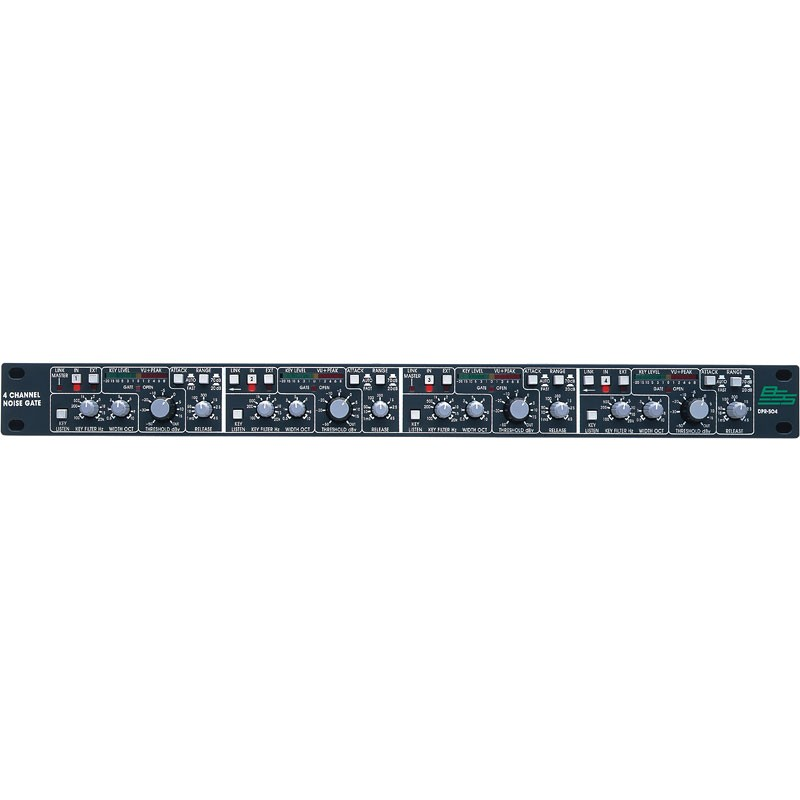 BSS DPR-504 Quad Noise Gate