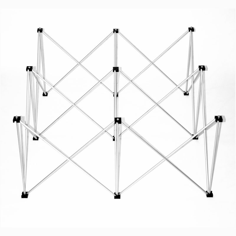 4x4 foot Square 24 inches High Stage Riser for Sale