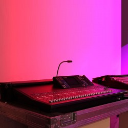 Used Yamaha LS9-32 Digital Mixing Console from Allstar Show Industries Ex Rental Inventory- side