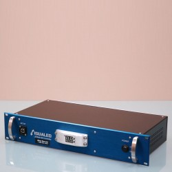 Used LEDtalk GB rackmount controller - front