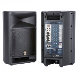 Yamaha STAGEPAS 500 Compact PA System-002