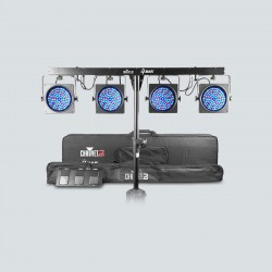 Chauvet 4BAR LED Wash Light System