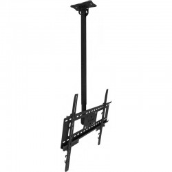 AnchorMount ACM-CM63T-BK Single Display Tilting Ceiling Mount - side view