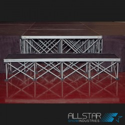 XL Stage 3 ft x 8 inch Step Riser