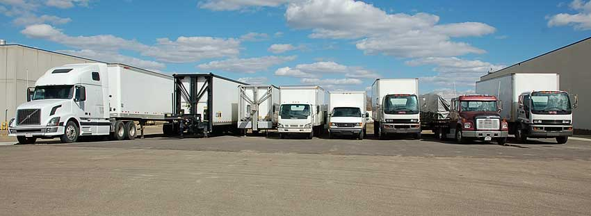 Allstar Show Industries has the trucks to handle the logistics for your event or tour