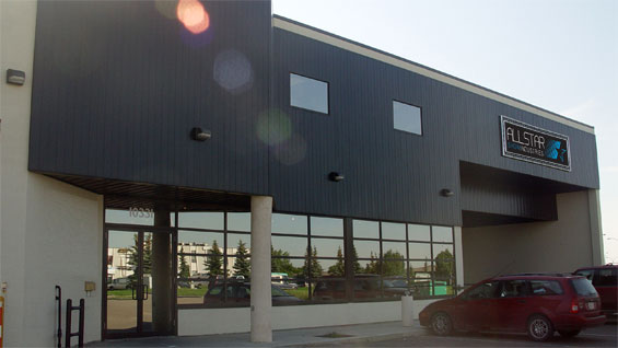 Allstar Show Industries Edmonton Location
