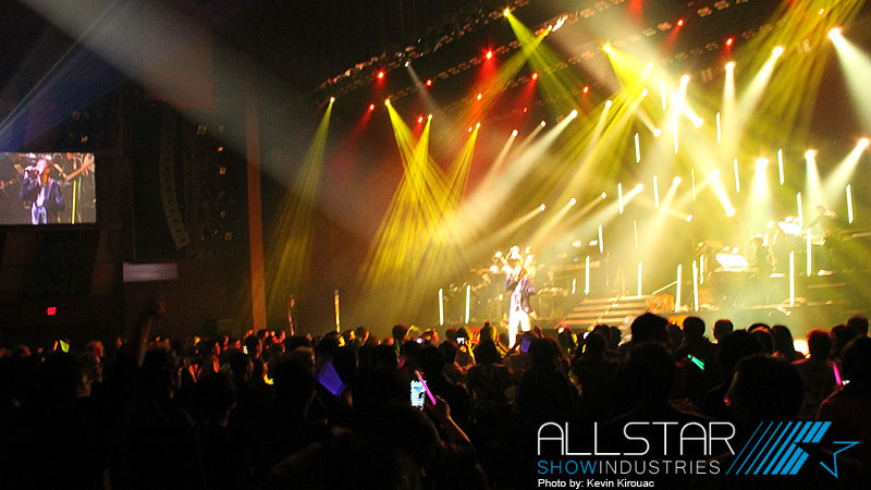 Alan Tam Shine a Light Charity Concert Tour 2012 Edmonton and Calgary for World Vision Canada.