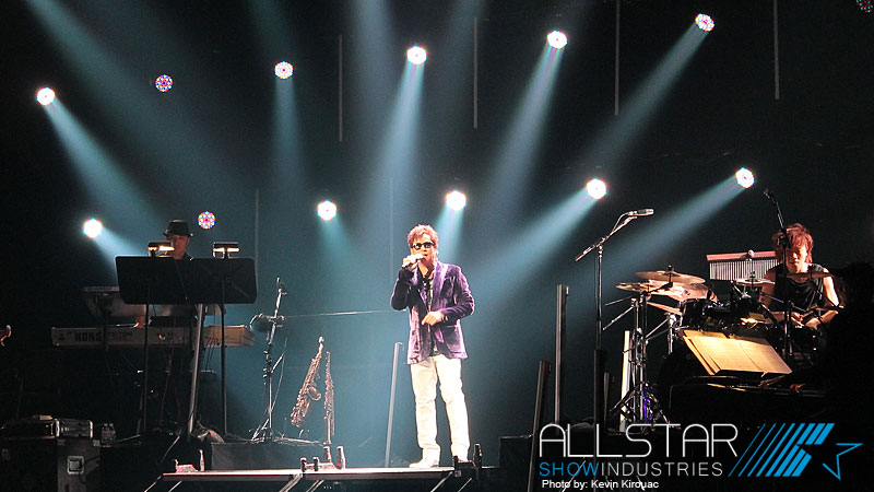 Alan Tam Shine a Light Charity Concert Tour 2012 for World Vision Canada.