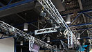 Truss motors saound video and lighting in David Morris Fine Cars show room for Mercedes-Benz Start Up.