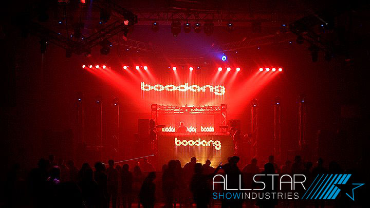Wonderland 2013 powered by Boodang with Audio video lighting by Allstar Show Industries