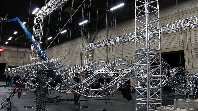 Truss and Rigging Production Services
