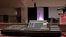 Beulah Alliance Church with a Yamaha M7CL-48 in the main auditorium.