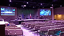 The video system at Calvary Pentecostal - CityLights Church