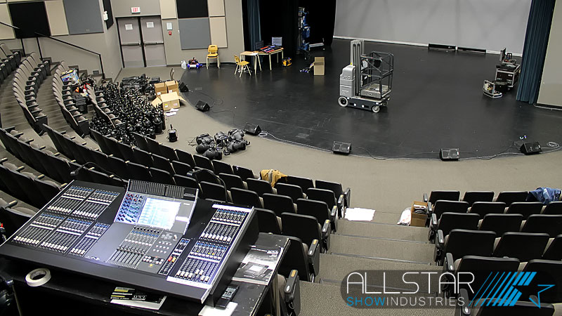 The 460 seat Maclab Centre for the Performing Arts hosts everything from live music, theatre to seminars & award ceremonies.