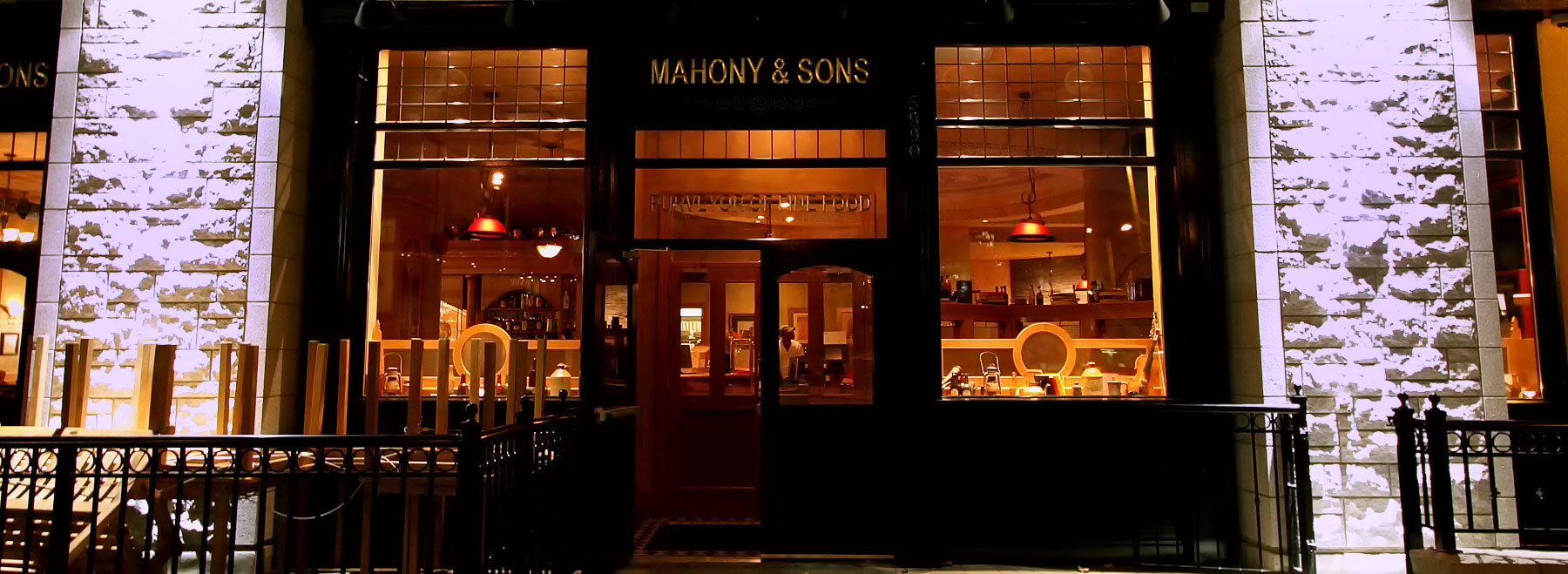 Mahony and Sons, Vancouver