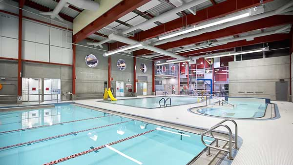 Sound System upgrade for Surrey Family YMCA