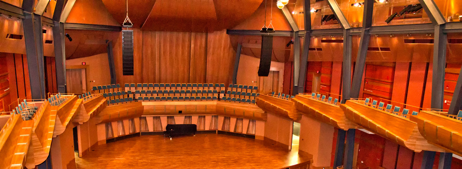 The Bella Concert Hall