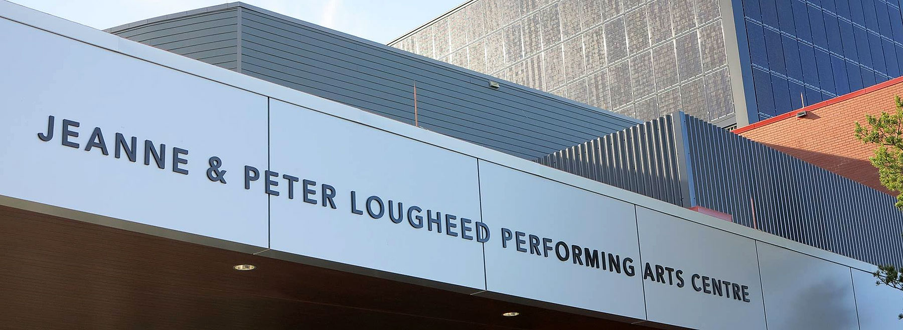 Jeanne and Peter Lougheed Performing Arts Centre
